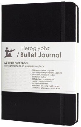 bullet journal hieroglyphs