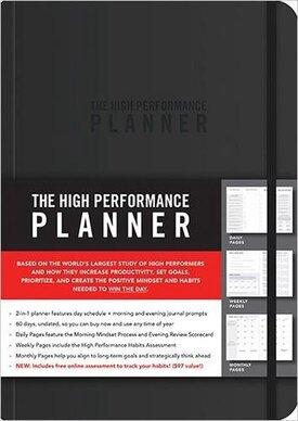 tips om productiever te worden high performance planner