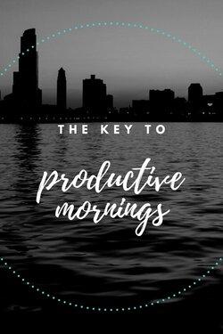 succesvolle ochtendroutine