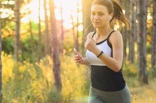 thuis fit met hardlopen