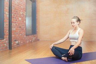 thuis fit met yoga